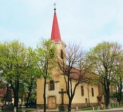 Üröm - Szent György vértanú plébániatemplom